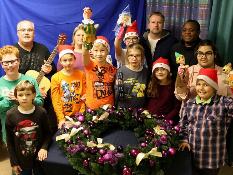 St. Isidor hat nun ein eigenes Weihnachtslied: Caritas Linz